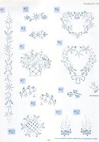 Emy's Gallery: Silk-Ribbon Embroidery Patterns