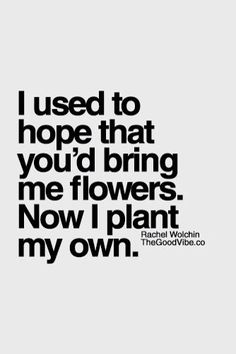 My flowers Quote