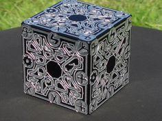 Celtic rune box