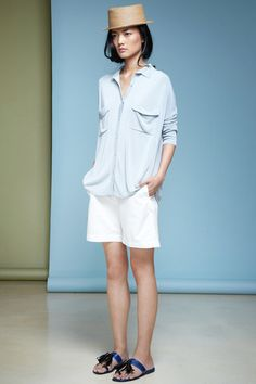 M.Patmos Spring 2014 Ready-to-Wear Collection Slideshow on Style.com