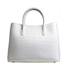 BRUCEGAO Alligator Leather Handbag Tote Shoulder Bag for Sale - Crocodile Handbags and Alligator Handbags - Fall Handbags, Fashion Handbags, Tote Handbags, Purses And Handbags, Cheap Handbags, Chanel Handbags, Fashion Purses, Large Handbags, Bvlgari Handbags