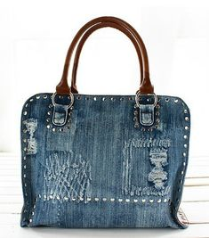 An interesting bag; not sure if it can be duplicated at home.