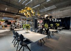 British designer Tom Dixon has partnered with Selfridges to open a multi-sensory temporary department store at the Old Selfridges Hotel in London.