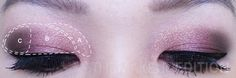 - Urban Decay Eyeshadow Primer Potion - NARS Duo Eyeshadow in Kuala Lumpur (left) - Urban Decay Naked Palette in Hustle (right) Urban Decay Eyeshadow Primer, Korean Make Up, Naked Palette, War Paint, Loreal, New Hair, Maybelline, Burgundy