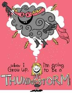 Artist Dad Turns His Daughter's Endearing Sayings Into Hilarious Illustrations Cute Batman, Fun Illustration, Illustrations, Funny Girl Quotes, When I Grow Up, Daughter Quotes, 5 Year Olds, Growing Up, Hilarious
