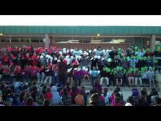 ▶ Frank Elementary Fifth Graders Perform Nutcracker March - YouTube