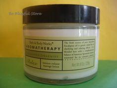 Bath & Body Works Aromatherapy Eucalyptus Spearmint Massage Lotion