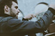 Sugar Worms, Lorenzo Dell'Oro - Fotografie di Chiara Arrigoni. Concerto Resistente del 25 Aprile 2016 in Piazza Garibaldi con Sugar Worms: Fabio Sozzi, Andrea Cortenova... #rock #live #lecco #25aprile