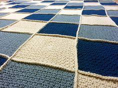Ravelry: Piece of Home Afghan pattern by TemptingEwe Designs