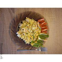 Vajíčková omeleta trochu inak - FitRecepty