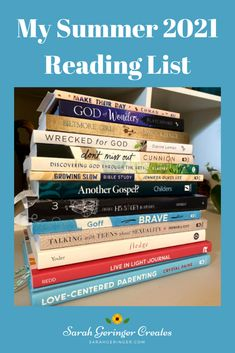 Christian Book Store, Recommended Books To Read, Summer Reading Lists, Fiction And Nonfiction, Happy Reading, Books For Teens, Interesting Reads, Inspirational Books, Book Recommendations