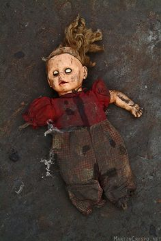 Doll found in Paraguay