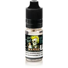 Maniac is a Vanilla cupcake with a butter cream frosting. Time Bomb #Vapors will have you feeling like a vape maniac because once you start with this blend, it's going to be near impossible to stop. #eliquid #vape #vapenation
