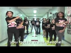 RESPECT RAP video! Written and performed by elementary school students! Awesome! Great for the multicultural classroom!