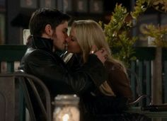 """And they follow their hearts and give into an unlikely romance. 