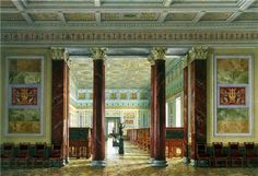 Aristocratic Russian Palace Interior Designs with Artistic ...