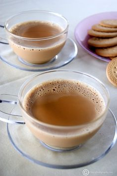 Ginger Cardamom Chai | Indian hot beverage