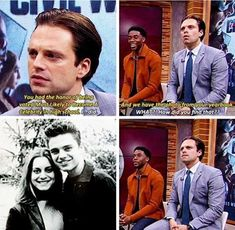 That face you make when your mom pulls out your childhood pics to show everyone marvel Avengers Memes, Marvel Jokes, Marvel Funny, Marvel Avengers, Marvel Comics, Bucky Barnes, Sebastian Stan, Marvel Universe, Bae
