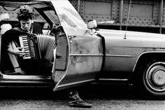 Anton Corbijn. Tom Waits, NYC 1985