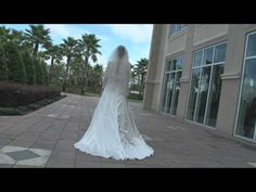 Wedding Videographer Tampa, Idlewild Baptist Church Wedding.  Pinterest Followers can get our Video Service for $795 (6hrs of service) http://celebrationsoftampabay.com/choosing-a-wedding-videographer/