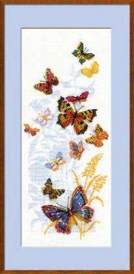 Russians butterflies
