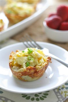hashbrown egg nests
