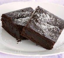 Recette - Gâteau au chocolat sans sucre - Proposée par 750 grammes