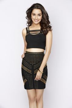 Shraddha Kapoor #Style #Bollywood #Fashion #Beauty