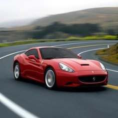 Fabulous Ferrari California