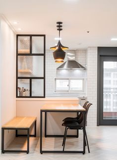 kr m view_port. Small Apartment Interior, Condo Interior, Apartment Design, Home Interior Design, Interior Decorating, Modern Tiny House, Cozy House, Home Furniture, Kitchen Design