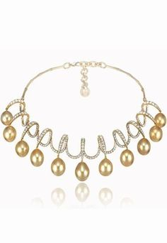 - Collier Chopard : collier perles - Collier Red Carpet Chopard
