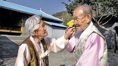 This South Korean documentary chronicles 15 months in an elderly couple's life who have been together for 76 years. Deep and heartwarming. Film Pictures, Elderly Couples, Documentaries, Marriage, River, Couple Photos, My Love, Movies, Mariage