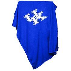 University of Kentucky Sweatshirt Blanket