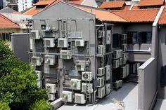 Singapore airconditioning