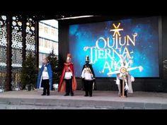Madekosken Tiernapojat 2013 perinnesarjan voitto-esitys - YouTube Big Yellow, Celebrating Christmas, Finland, Baby Blue, Awakening, Boy Outfits, Nursing, Pray, Islam