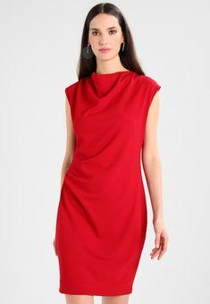 304db0218b46da KIOMI DRAPEY BODY CON DRESS - Etui-jurk - red - Zalando.be
