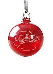 Kodin1, Muurla Design, Pikku Myy -joulupallo.
