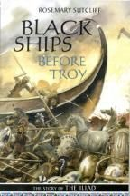 Black Ships Before Troy and The Wanderings of Odysseus by Rosemary Sutcliffe. Homer's 'The Illiad' and 'The Odyssey' are brought to life through Sutcliff's wonderful retelling and supported by the dramatic illustrations by Alan Lee. A spellbinding introduction to the Greek Classics.