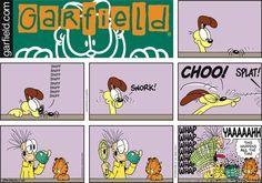 Garfield Comic Strip  for Nov/30/2014 on GoComics.com