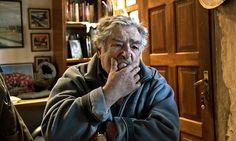 Uruguay's president José Mujica: no palace, no motorcade, no frills | World news | The Guardian ...José Mujica, the Uruguayan president, at his house in Montevideo. Photograph: Mario Goldman/AFP/Getty