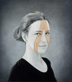 Polvo Portraits (China Series), 2014 óleo sobre tela/ Foto: Jaime Acioli