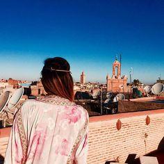 Al Had...#marrakesh #kaftan #fashion #bakchic #travel #love  @thesafarer