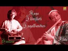 Raga Jhinjhoti (Santoor & Flute) By Pt Shiv Kumar Sharma | Pt Hari Prasad Chaurasia | Freemeditation.com