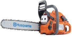 Husqvarna 450 (Gas) http://www.menshealth.com/guy-wisdom/99-tools-for-guys/senco-fusion-f-18-brad-nailer