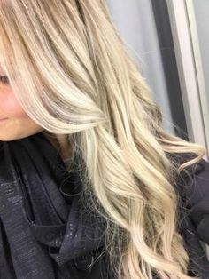 A'la Annn: Blonde hair Don't care. Don't Care, Blonde Hair, Long Hair Styles, Fitness, Travel, Beauty, Food, Fashion, Blonder Hair