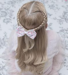 Girls Natural Hairstyles, Fancy Hairstyles, Little Girl Hairstyles, Braided Hairstyles, Step Hairstyle, Golden Hair Color, Amber Hair, Quick Hairstyles For School, Small Braids