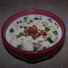 Turkey Wild Rice Soup