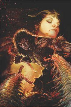 Conan by Iain McCaig