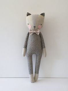 Luckyjuju kitty boy - cat lovie - doll