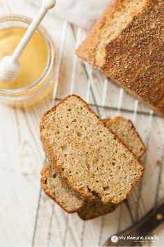 Paleo Coconut Flour Bread Recipe paleo sandwich bread